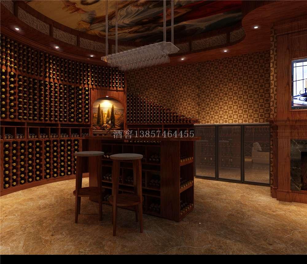 拉菲仿生态酒窖